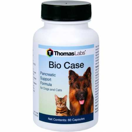 Bio Case Enzyme Supplement   60 Capsules