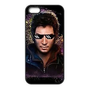 iPhone 4 4s Cell Phone Case Black Far Cry 4 Ajay Ghale F0R8PK