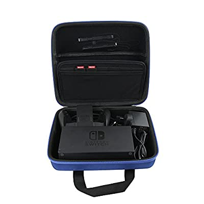 Hard EVA Travel Case for Nintendo Switch System by Hermitshell