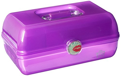 (Caboodles On the Go Girl Classic Case, Purple, 2.4 Pound)