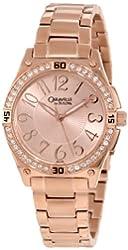 Caravelle by Bulova Women's 44L108 Crystal Bracelet Watch