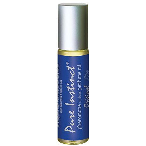 Pur Instinct Roll-on de Phéromone Parfum Unisexe Huile .33 oz