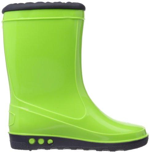 Nora Nori 72501 - Botas para unisex-niño, color rosa, talla 20 Verde - verde
