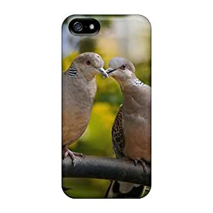 Iphone 5/5s Case Cover Couple In Love Case - Eco-friendly Packaging
