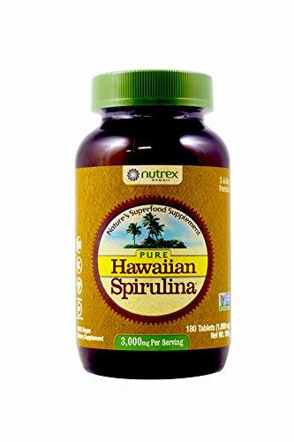 Nutrex Hawaii Pure Hawaiian Spirulina 1000mg