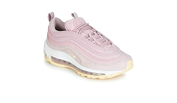 first rate d73da 3de94 Nike W Air Max 97 PRM [917646-500] Women Casual Shoes Plum Chalk/Light  Cream/US 10.0