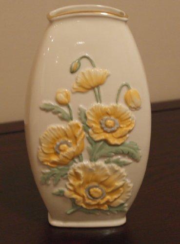 Lenox Poppies Vase