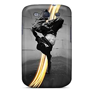 Hot HoeyYLA5754BEGwX Art Of Dance Tpu Case Cover Compatible With Galaxy S3