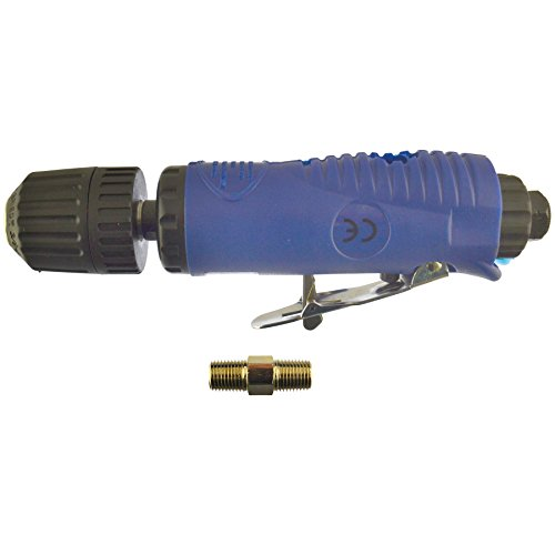 Cheap Air drill 3/8″ drive / chuck / keyless / straight / non reversible BERGEN AT135