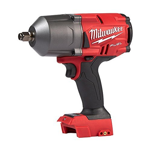 Milwaukee 2767-20 M18 Fuel 1/2-Inch High Torque Impact Wrench with Friction Ring (Bare Tool) by Milwaukee (Image #1)