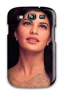 6284622K15357727 Fashion Case Cover For Galaxy S3(jacqueline Fernandez In Kick)