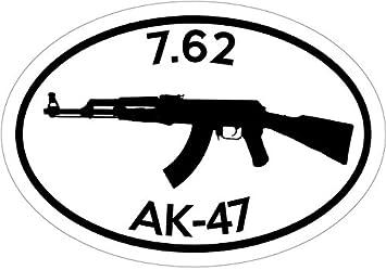 amazon co jp ak 47デカール 7 62 ak 47ビニールステッカー ak