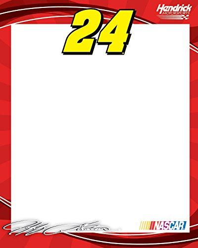 Jeff Gordon Red Gear - 8