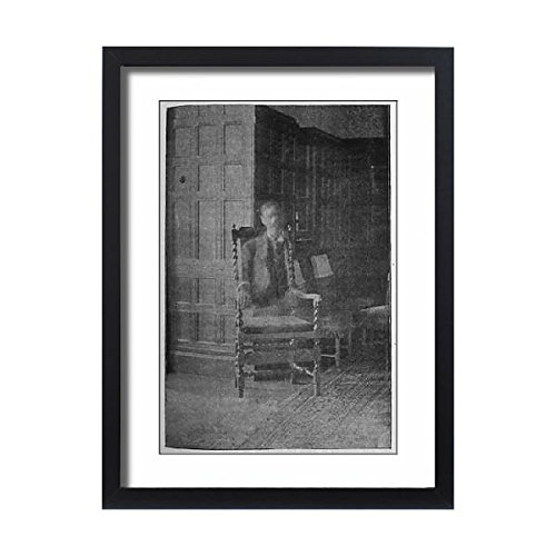 Framed 24x18 Print of Paranormal Photography (570661) by Prints Prints Prints