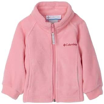 Columbia Sportswear Baby Benton Springs Fleece, Primrose, 24 Months