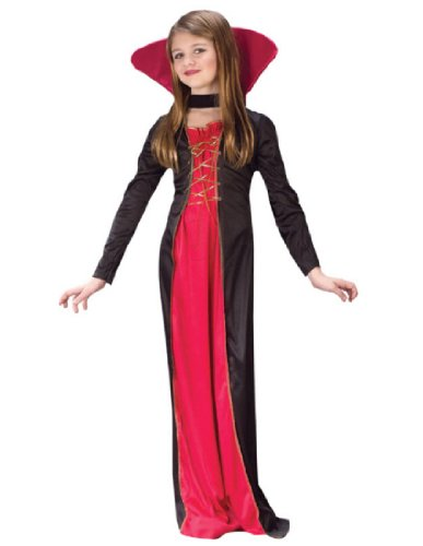 Victorian Vampire Costume for Girls