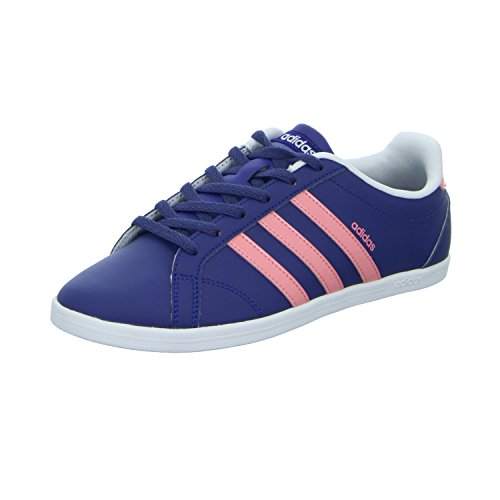 adidas Women's B74552 Lace-Up Flats Unity Ink