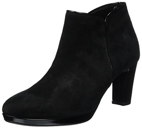 Negro Schwarz Shoes para Basic Ldf Botas Gabor 47 Mujer Comfort T6qYwZOU