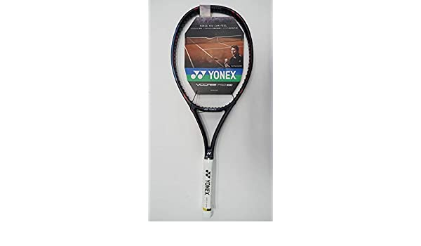 Amazon.com : Yonex Vcore Pro 100 280g Tennis Racquet, Free Synthetic Gut String (#2 [4 1/4]) : Sports & Outdoors