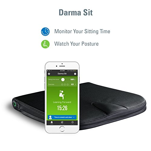 Darma Cushion Sit Posture Corrector and Posture Helper (iOS & Android)