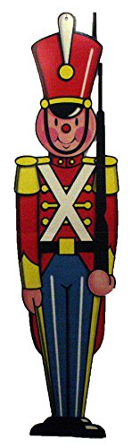 Soldier Cut Out - Beistle, 36