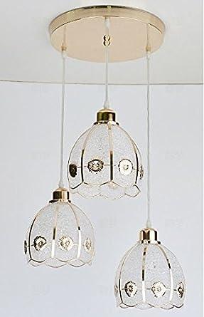 Y LED Minimalista Primer Lámpara YBFQ De 3 Del Techo Moderna dxoeBCr