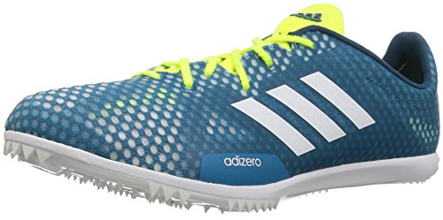 adidas Originals Women's Adizero Ambition 4 w Running Shoe Mystery Petrol/White/Solar Yellow free shipping how much Pnl1g