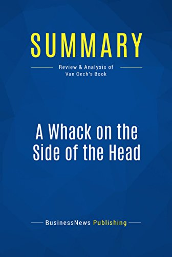 A Whack On The Side Of The Head Ebook