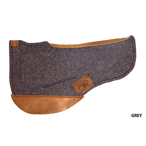 (Impact Gel Trail Endurance Felt Pad Gray)
