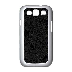 Samsung Galaxy S3 9300 Cell Phone Case White_Animals Pattern TR2224683