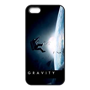Cutomize Interstellar Scratch-Resistant Case Soft TPU Skin for iphone 4/4s Cover - Black/White