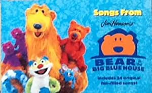 bear in the big blue house songs from jim henson 39 s bear. Black Bedroom Furniture Sets. Home Design Ideas