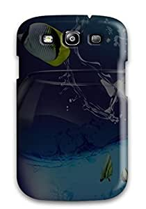 For Galaxy S3 Protector Case 3d Download Phone Cover