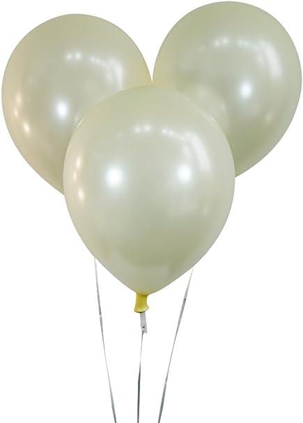 "144 latex balloons 12/"" standard colors non metallic non pearlized"