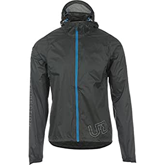 Ultimate Direction Men's Ultra Jacket Graphite Outerwear MD
