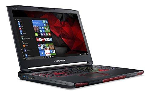 Acer Predator 17 X GX-792-703D 17.3'' FHD (1920x1080) Gaming Laptop ( Intel Core i7-7820HK, 32GB RAM, 512GB SSD, 1TB HDD, Windows 10 Home) by Acer (Image #1)