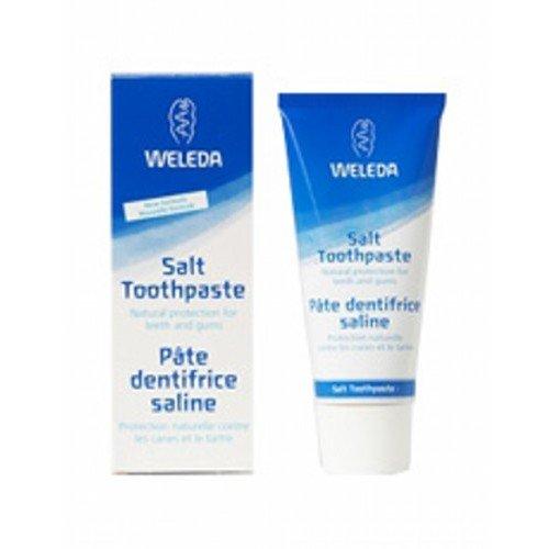 (12 PACK) - Weleda - Salt Toothpaste   75ml   12 PACK BUNDLE