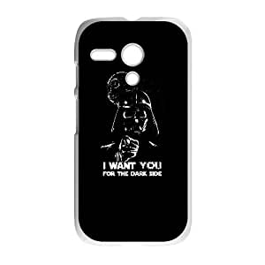 I Want You For The Dark Side Typography 71 Motorola G Cell Phone Case White gife pp001_9272291