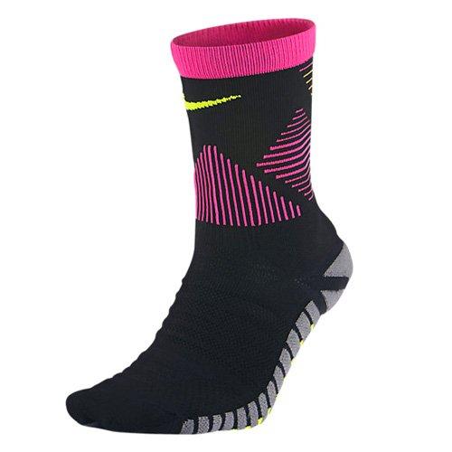 Nike Schwarz Strike Mercurial Volt Football Hyper Chaussettes Pink IrZpwr