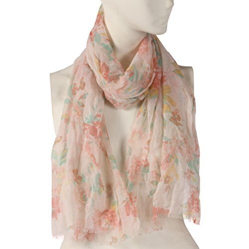Womens Fashion Scarf Lightweight, Color Inchoice Shawls and Wraps Summer Spring