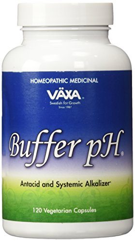 Vaxa International - Buffer Ph, 120 capsules