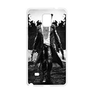 DmC Devil May Cry Samsung Galaxy Note 4 Cell Phone Case White 53Go-427186