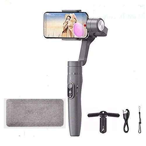 FeiyuTech-FY-Vimble-2-3-Axis-Stabilized-Handheld-Gimbal-for-Smartphone-with-183mm-Pole-Tripod-StandBlack