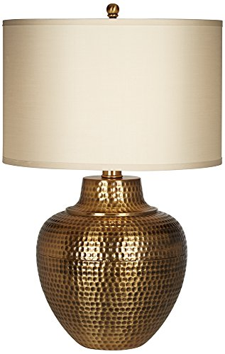 Maison Loft Antique Brass Table Lamp by Franklin Iron Works ...