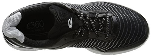 Easy Spirit Womens Ignite Fashion Sneaker Black