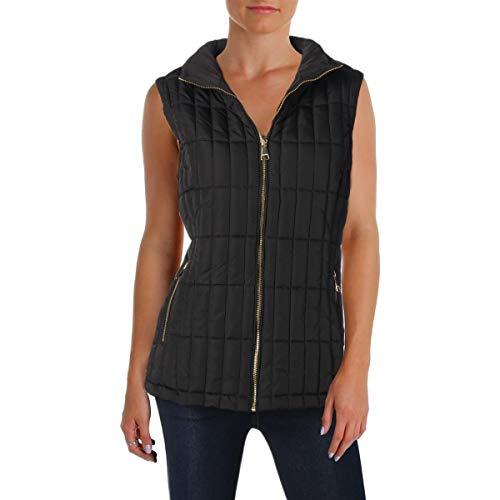 Calvin Klein Womens Fall Puffer Vest Black S ()