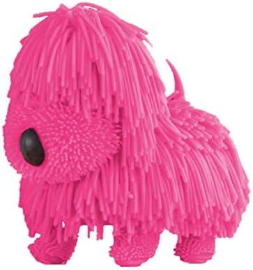 My Jiggly Pup- Perro Juguete Que Anda Y Se Mueve Al Ritmo De La Música, 5 Colores ALEATORIOS (Famosa 700015770)