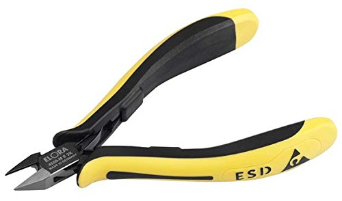 Elora 4550030001000 Electronic Side Cutter, Multi-Colour