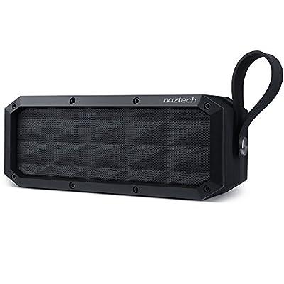 Naztech Speaker for Universal/Smart Phones/Computer - Black