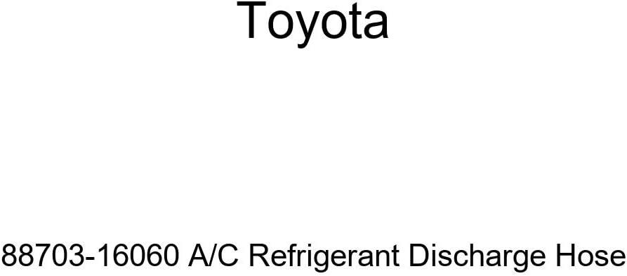 Toyota 88703-16060 A//C Refrigerant Discharge Hose